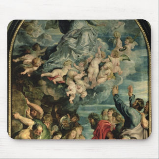 The Assumption of the Virgin Altarpiece, 1611/14 Mouse Pad