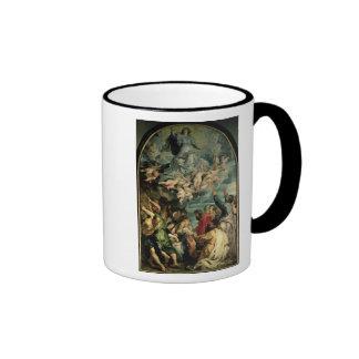 The Assumption of the Virgin Altarpiece, 1611/14 Coffee Mug