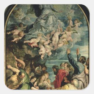The Assumption of the Virgin Altarpiece, 1611/14 Sticker