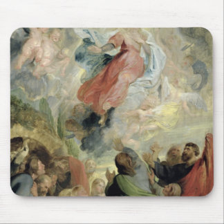 The Assumption of the Virgin Mary Mouse Pad