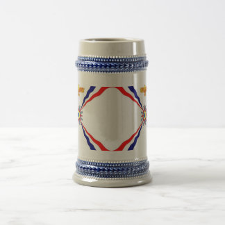 The Assyrian Chaldean Syriac Store Beer Stein