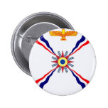 The Assyrian Chaldean Syriac Store Pinback Buttons