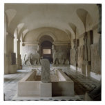 The Assyrian Room at the Louvre in Paris (photo) Ceramic Tile