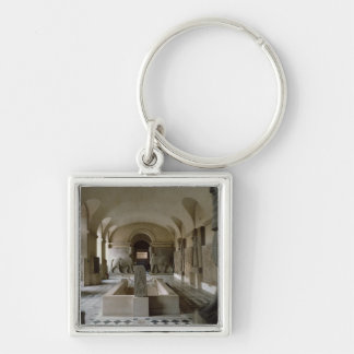 The Assyrian Room at the Louvre in Paris (photo) Keychain