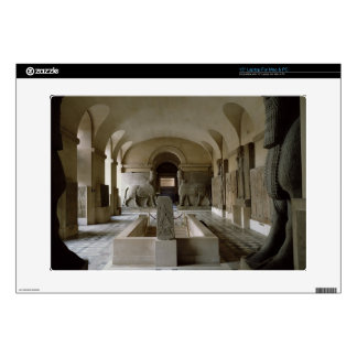 The Assyrian Room at the Louvre in Paris (photo) Laptop Skin