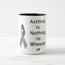 The Asthma's Nothing to Wheeze At Mug