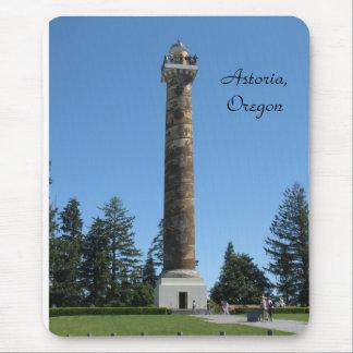 The Astoria Column Mouse Pad
