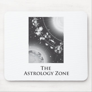 The Astrology Zone Mouse Pad