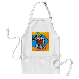 The Astronauts Adult Apron