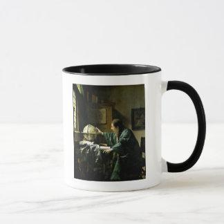 The Astronomer, 1668 Mug
