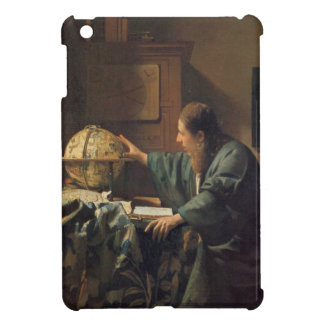 The Astronomer by Johannes Vermeer iPad Mini Covers
