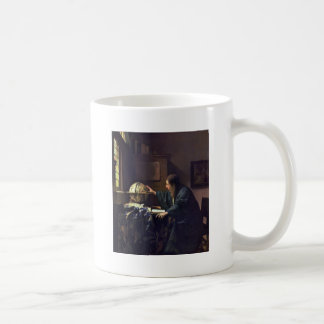 The Astronomer by Johannes Vermeer Coffee Mugs