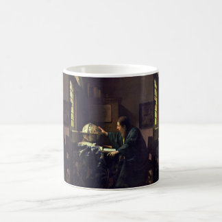 The Astronomer by Johannes Vermeer Coffee Mug
