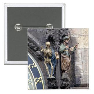 The Astronomical Clock Button