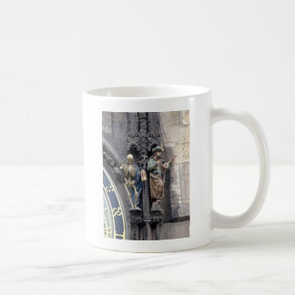 The Astronomical Clock Classic White Coffee Mug