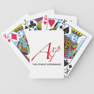 The Atheist Experience Playing Cards