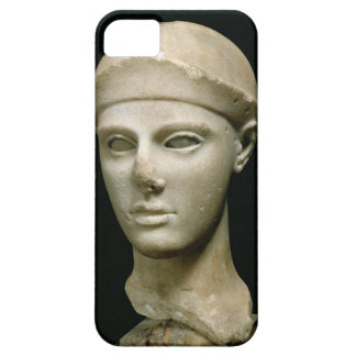 The Athena of Aegina, wearing a helmet, head of a iPhone SE/5/5s Case