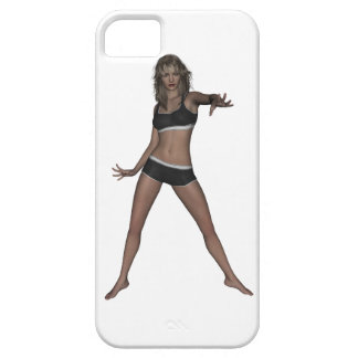The Athlete 001 iPhone 5 Case
