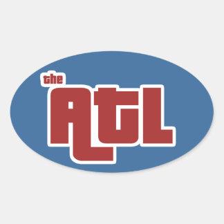 The ATL Sticker