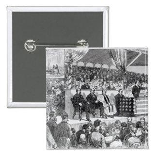 The Atlanta International Cotton Exposition Button