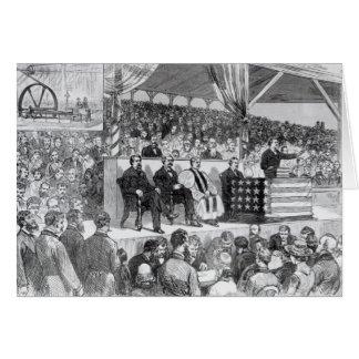 The Atlanta International Cotton Exposition Card