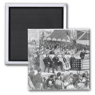 The Atlanta International Cotton Exposition Magnets