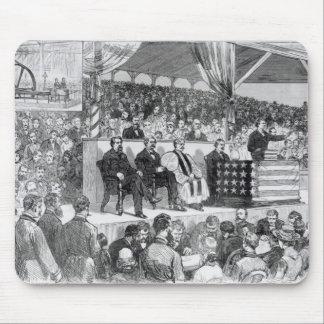 The Atlanta International Cotton Exposition Mouse Pad