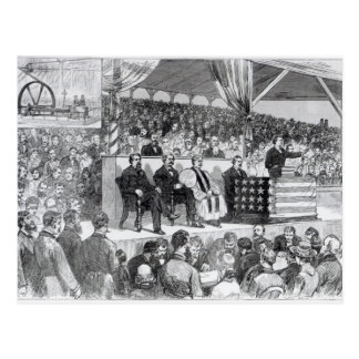 The Atlanta International Cotton Exposition Postcard