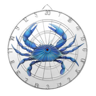 The Atlantic Blue Crab Dart Board