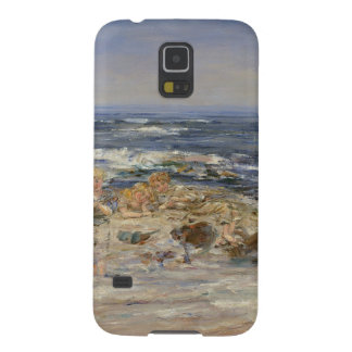 The Atlantic Surf, 1899 (oil on canvas) Galaxy S5 Cases