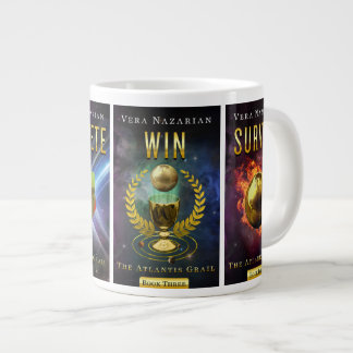 The Atlantis Grail Series - Jumbo Mug