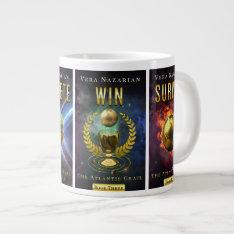 The Atlantis Grail Series - Jumbo Mug at Zazzle