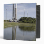 The Atlas V/Centaur arrives on the launch compl 3 Ring Binders