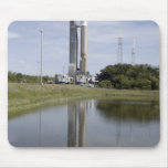 The Atlas V/Centaur arrives on the launch compl Mouse Pad