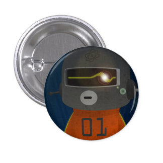 The Atom Button small size