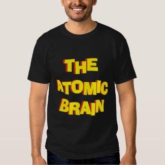The Atomic Brain Tees