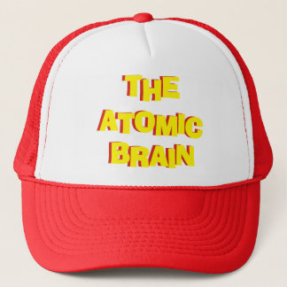The Atomic Brain Trucker Hat