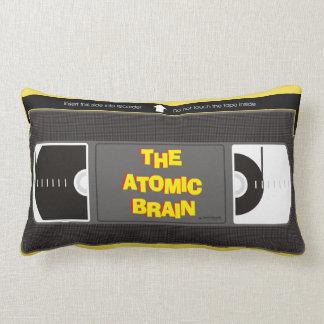 The Atomic Brain VHS Lumbar Pillow