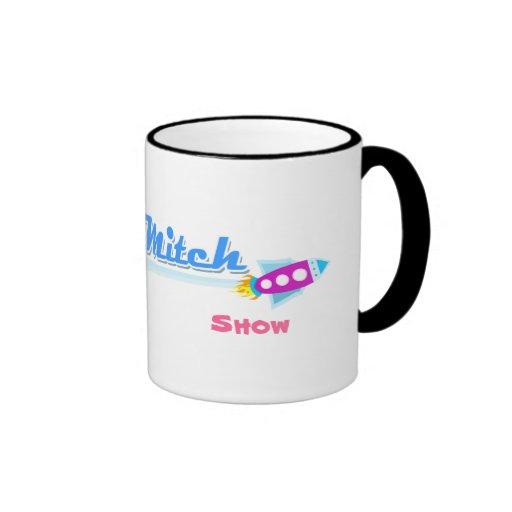 The Atomic MItch Show Mug