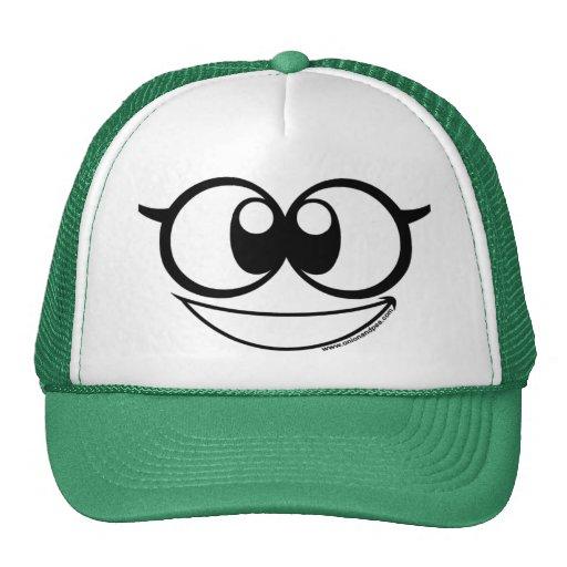 The Atomic Pea hat. Gorros