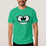 The Atomic Pea t-shirt Playeras