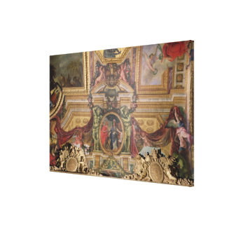 The Atonement for the Corsican Attacks Canvas Print