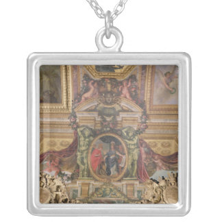 The Atonement for the Corsican Attacks Silver Plated Necklace
