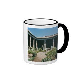 The Atrium, House of the Vettii Ringer Mug