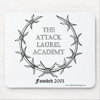 The Attack Laurel Academy Mouse Pad