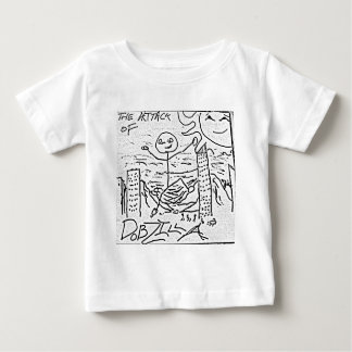 the attack of baby T-Shirt