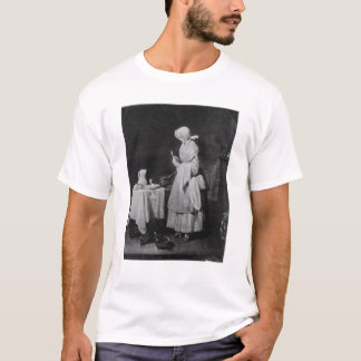 The Attentive Nurse, c.1738 T-Shirt