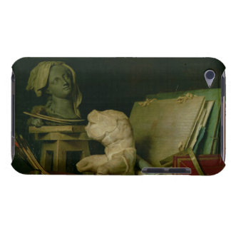 The Attributes of the Arts, 1769 (oil on canvas) iPod Touch Case
