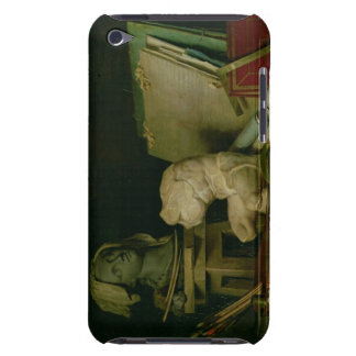 The Attributes of the Arts, 1769 (oil on canvas) iPod Touch Cover