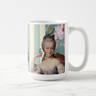Thé au Petit Trianon Classic White Coffee Mug
